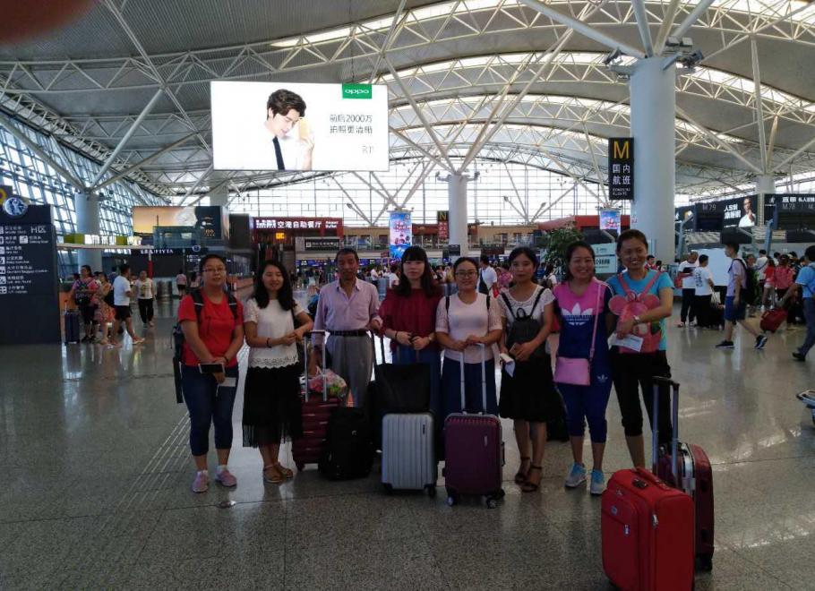 2017年7月云南旅游