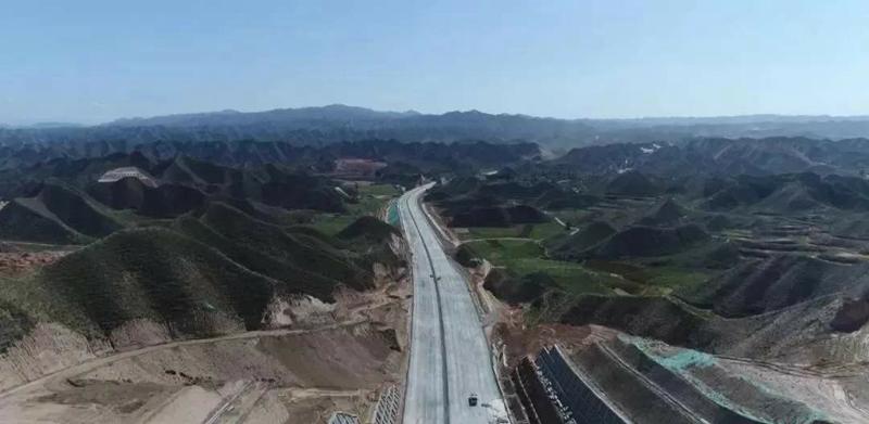 G341线白银至中川段公路工程PPP项目