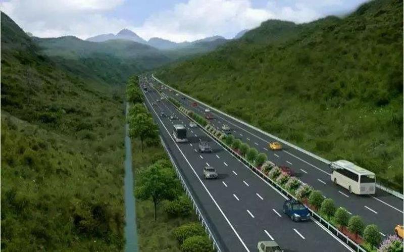 柞水县2018年农村公路路网结构改造工程