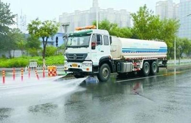 陈仓区道路环卫作业车辆购置项目