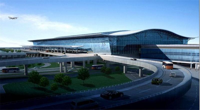 西安咸阳国际机场西航站区景观提升工程